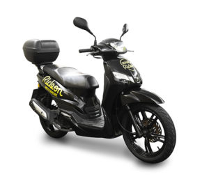 Ride-on-scooter-rental-peugeot-tweet-125cc