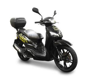 Ride-on-scooter-rental-peugeot-tweet-125cc
